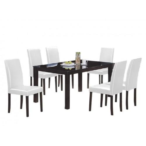 Glazunov Dining Set (1T + 6C)
