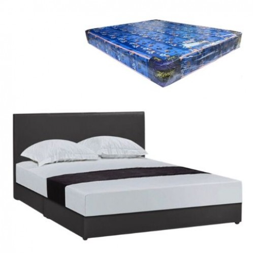 Nantes Bedframe and Foam Mattress
