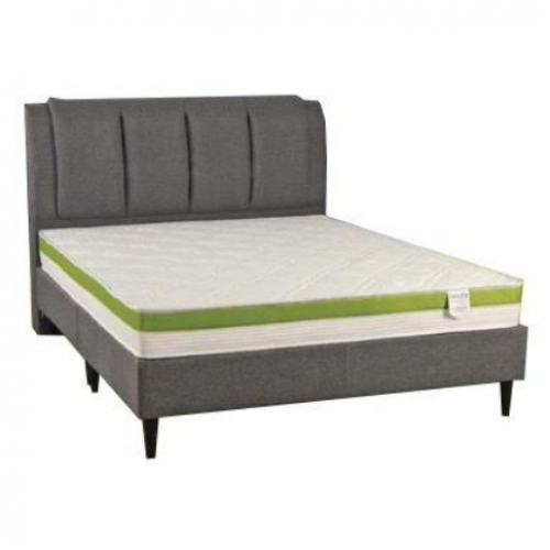 Assen Bedframe and Foam Mattress (Queen)