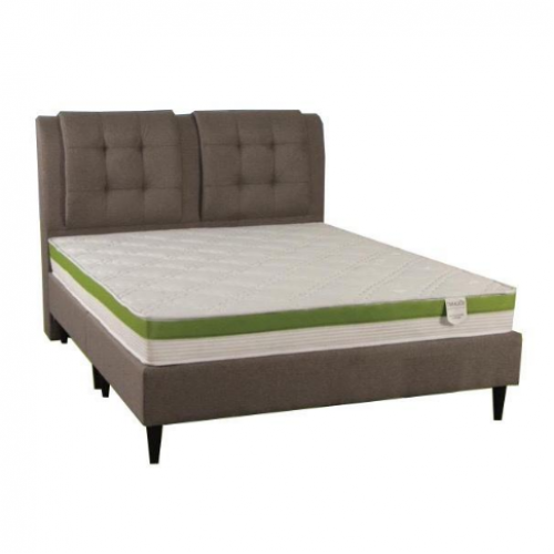 Deventer Bedframe and Foam Mattress (Queen)