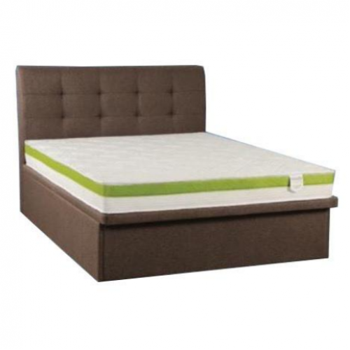 Bonn Storage Bed and Foam Mattress (4 Sizes)