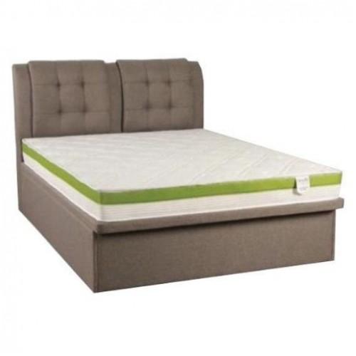 Dortmund Storage Bed and Foam Mattress (Queen)