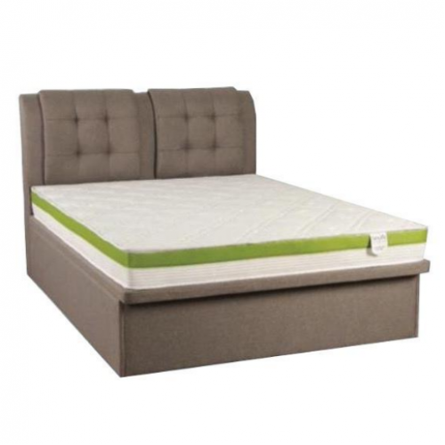 Dortmund Storage Bed and Foam Mattress (4 Sizes)