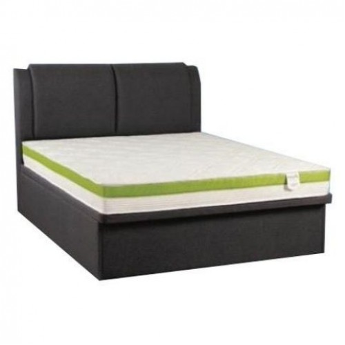 Berlin Storage Bed and Foam Mattress (Queen)