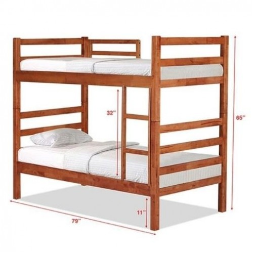 Winnipeg Double Deck Bunk Bed