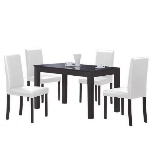 Glazunov Dining Set (1T + 4C)