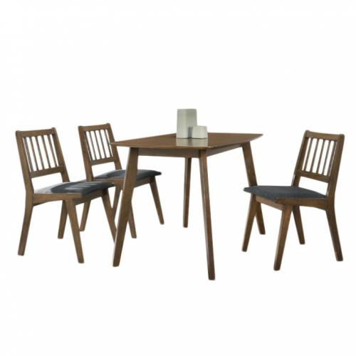 Bellini Dining Set (1T + 4C)