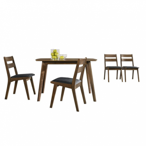 Haydn Dining Set (1T + 4C)