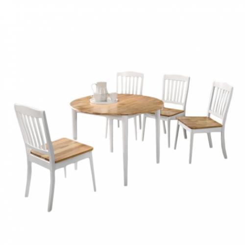 Calloway Dining Set (1T + 4C)