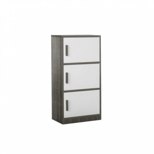 Porco 3 Tiers Storage Cabinet