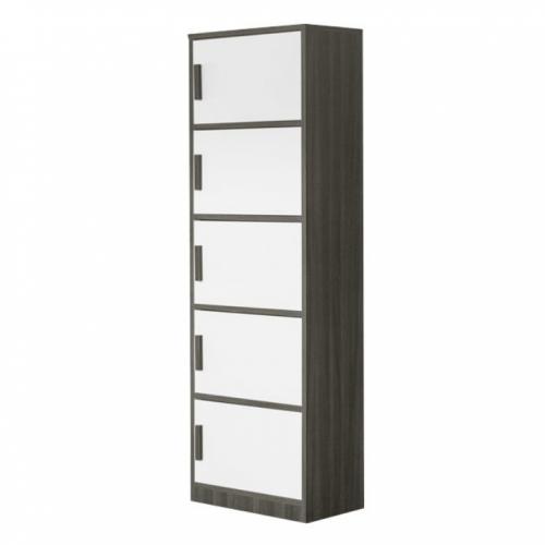 Porco 5 Tiers Storage Cabinet