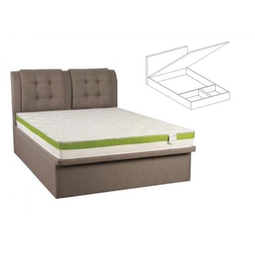 Dortmund Storage Bed
