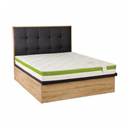 Berlin Storage Bed and Foam Mattress (4 Sizes)