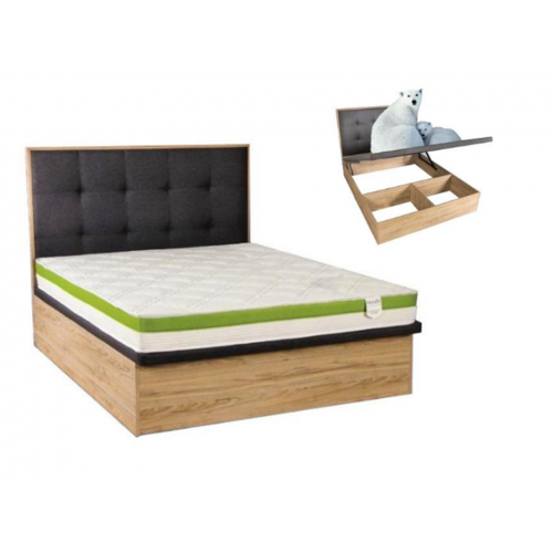 Cologne Storage Bed