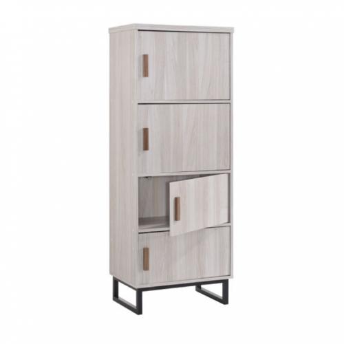 Jones 4 Tiers Storage Cabinet