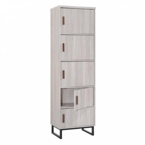 Jones 5 Tiers Storage Cabinet