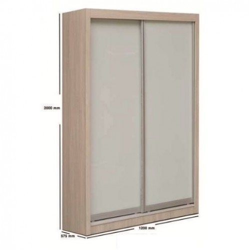 Jones 4FT Sliding Wardrobe